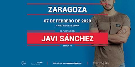 Sesión DJ Javi Sánchez en Pause&Play Intu Puerto Venecia entradas