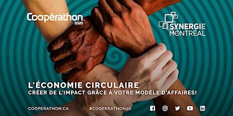 L'économie circulaire, créer de l'impact  grâce à  votre modèle d'affaires! billets