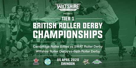 British Roller Derby Championships T1 South Game 1 tickets