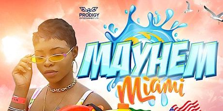 Mayhem Miami tickets
