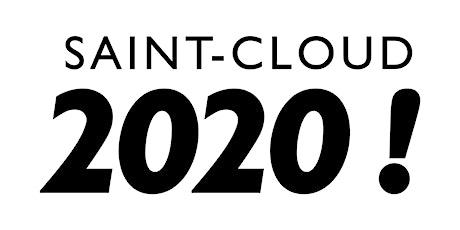 SAINT-CLOUD 2020! RÉUNION PUBLIQUE #3 billets