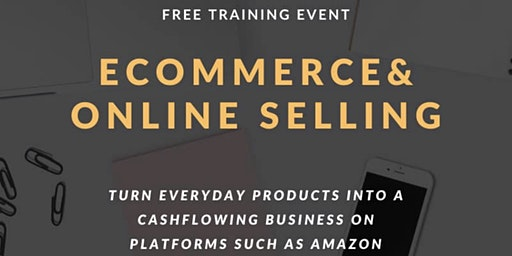 E-Commerce Cashflow  Discovery Course - How to Start & Grow Amazon Business