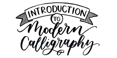 Introduction to Modern Calligraphy Creative Craft Class tickets