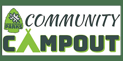 SS Community Campout