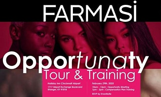 Farmasi OpporTUNAty Tour & Training Erlanger, Kentucky