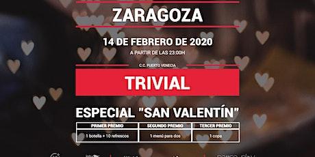 Trivial Especial San Valentín en Pause&Play Puerto Venecia entradas