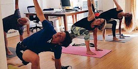Liv the Flow Yoga tickets