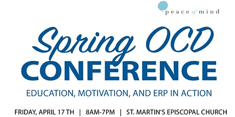 Spring OCD Conference tickets