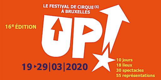 Festival UP! 2020 | 16e édition