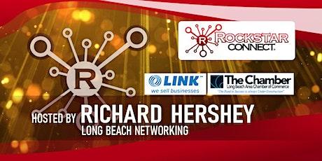 Free Long Beach Rockstar Connect Networking Event (February, Long Beach, CA) tickets