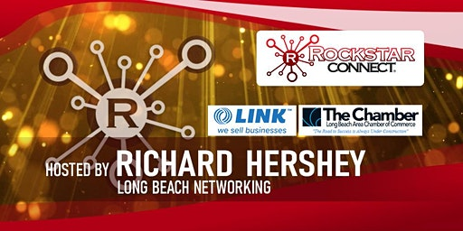 Free Long Beach Rockstar Connect Networking Event (February, Long Beach, CA)