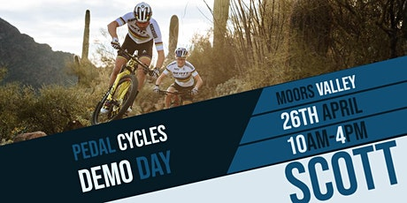 Pedal Cycles Scott Demo Day tickets