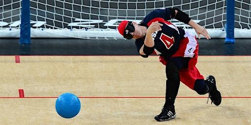 Columbus Goalball Regionals