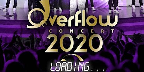 Overflow Concert 2020 tickets