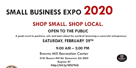 Small Business Expo 2020 tickets