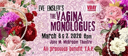 V-Day Roanoke 2020 Presents The Vagina Monologues
