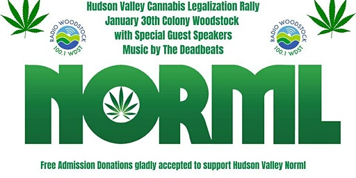NORML: Hudson Valley Cannabis Legalization Rally