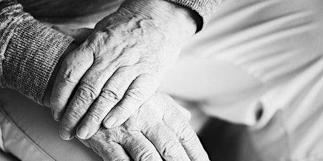 Conoscere la demenza e l'importanza del careegiver biglietti