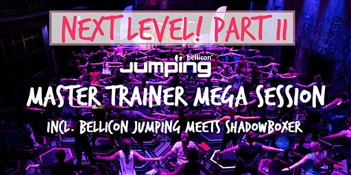 bellicon JUMPING Mastertrainer Mega Session II (Berlin)