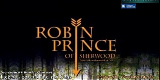 Robin, Prince of Sherwood