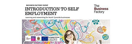 Introduction to Self-employment   Wednesday 26th February at 10am