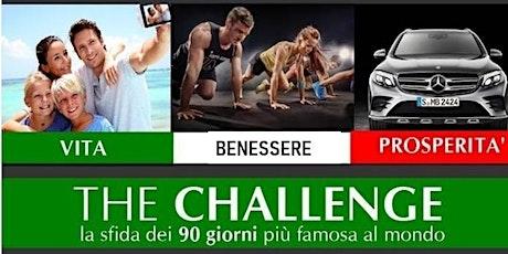 GENOVA The CHALLENGE 28/01 biglietti