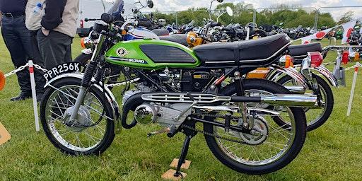 Stonham Motorcycle show