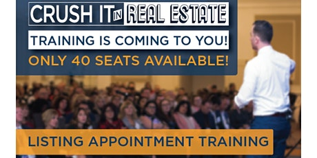 Worcester Area Realtors - Listing Appointment Training! tickets