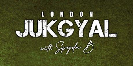 JukGyal in London April 2020! tickets