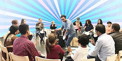 ISM Drum Circle (Espoo International School)