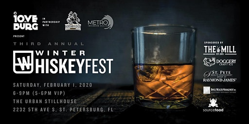 3rd Annual Winter Whiskeyfest