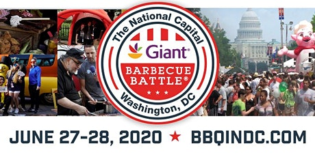 28th Annual Giant National Capital Barbecue Battle tickets