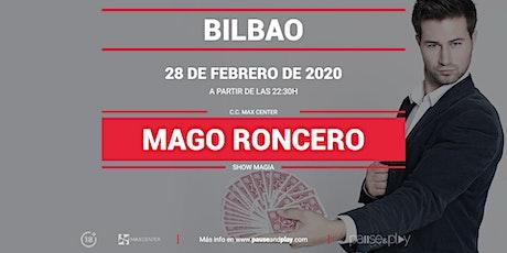Show Magia del Mago Roncero en Pause&Play MaxCenter entradas