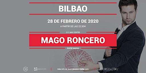 Show Magia del Mago Roncero en Pause&Play MaxCenter