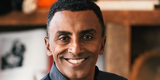 Trefz Newsmakers Series with Jeff Pegues welcomes Marcus Samuelsson