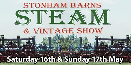 Steam and Vintage Show tickets