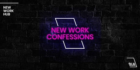 New Work Confessions tickets