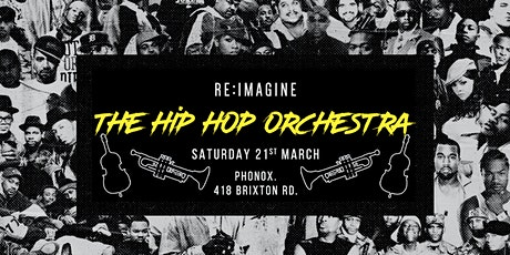 Copy of Hip Hop Classics Performed by an Orchestra tickets