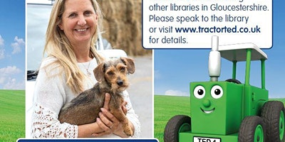 Stroud Library - Tractor Ted