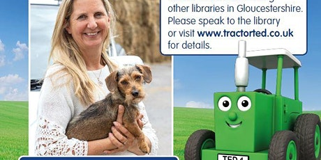 Stroud Library - Tractor Ted tickets