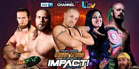 W3L Wrestling Showdown - Newcastle tickets