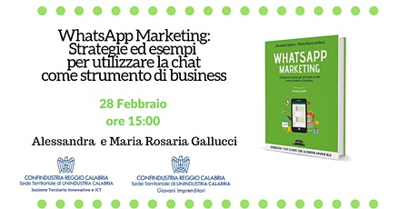 WhatsApp Marketing: Strategie ed esempi per utilizzare la chat come strumento di business biglietti