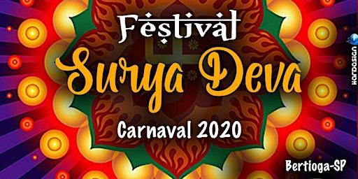 Festival Surya Deva  Morada do Céu Azul