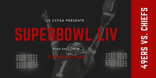 SuperBowl LIV // CCFSA