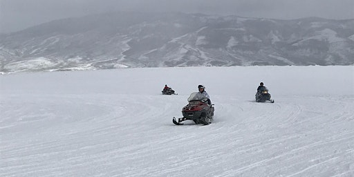 Size Inclusive Snowmobile Adventure