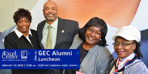 Goodwill Excel Center Alumni Luncheon