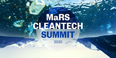 MaRS Cleantech Summit 2020 tickets