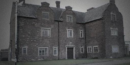 Gresley Old Hall Ghost Hunt, Derbyshire | Friday 21st August 2020