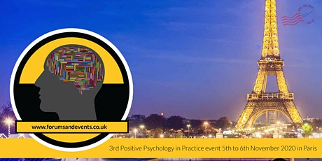 3rd Positive Psychology in Practice Conference billets