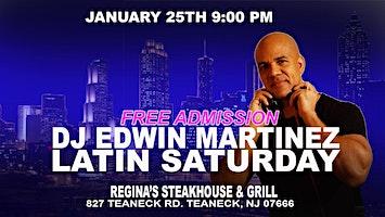 Free Admission Latin Saturday